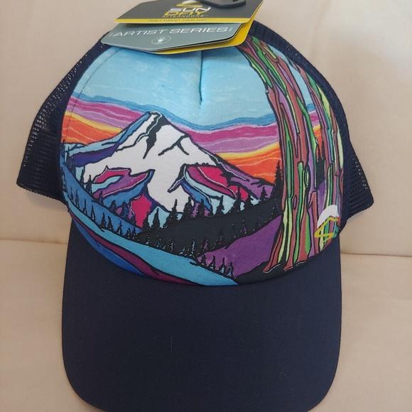 4893c751e Sunday afternoon artist series trucker hat